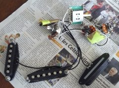 Electronique Guitare